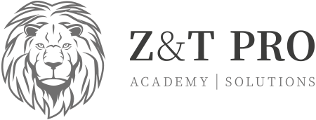 O nás logo Z&T PRO academy solutions